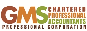 GMS Professional Corporation, Chartered Professional Accountants & Tax Advisors